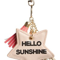 Under One Sky 'Hello Sunshine' Bag Charm | Nordstrom