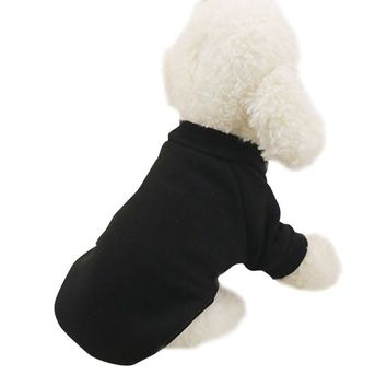 Pet Clothes For Dogs Coat Jackets Cotton Dog Clothes Puppy Pet Overalls For Dogs Costume Cat Clothing Pets Outfits