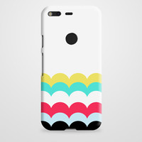 Scallop Collection Google Pixel XL Case | casefantasy