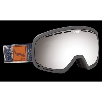 Spy - Marshall SPY + Danny Larsen Snow Goggles / Happy Gray Green Silver Spectra Lenses