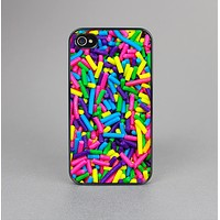 The Neon Sprinkles Skin-Sert Case for the Apple iPhone 4-4s