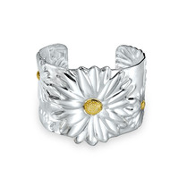 Bling Jewelry Dolled Up Daisy Cuff
