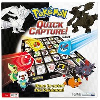 Pokemon Quick Capture Game