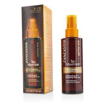 Tan Maximizer Sublimating Oil Repairing After Sun - 150ml-5oz