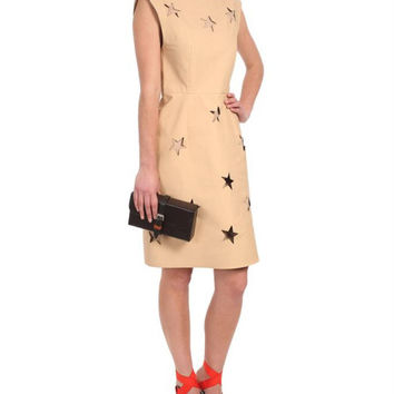 Acne Celeste Star Punched Dress