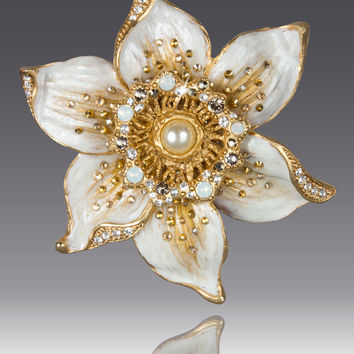Daffodil Pin - Jay Strongwater