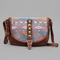 Southwestern Print Crossbody Purse
