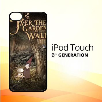 Over The Garden Wall Z1267 iPod Touch 6 Case