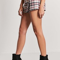 Plaid Mini Skort