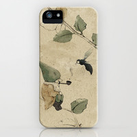 Fable #3 iPhone & iPod Case by Oscar Lind Modin