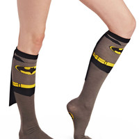 Batman™ Cape Socks | Wet Seal