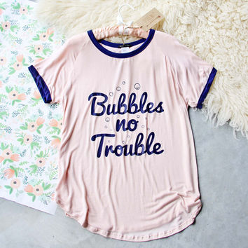 Bubbles Tee