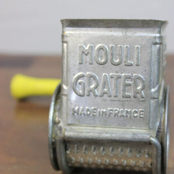 Vintage Mouli Grater Made in France