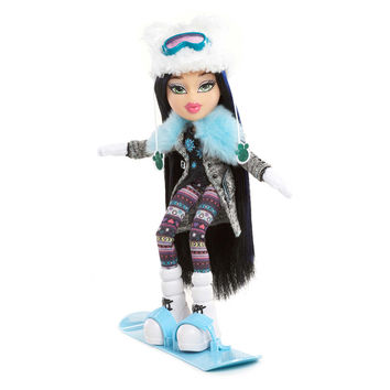 Bratz® #SnowKissed Doll- Jade