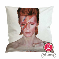 David Bowie Cushion Case / Pillow Case