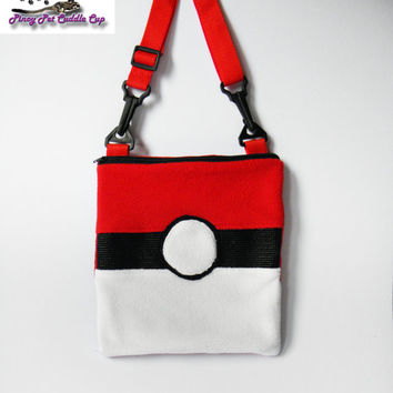 Sugar glider and rat pokemon bonding pouch