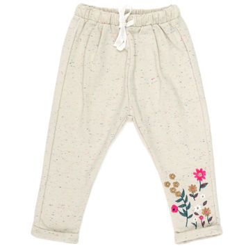 Fiesta Embroidered Leggings
