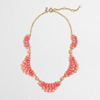 Factory scalloped stone necklace - Necklaces - FactoryWomen's Jewelry - J.Crew Factory