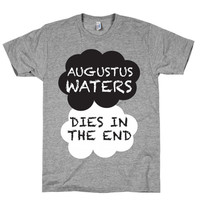 AUGUSTUS WATERS TEE - PREORDER