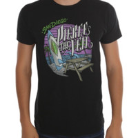 Pierce The Veil Surfboard T-Shirt