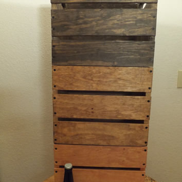 Stackable Beer Crates