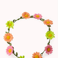 Garden Goddess Flower Crown