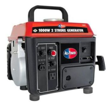 All Power, 1,000-Watt 2 Stroke Gasoline Powered Portable Generator, APG3004A at The Home Depot - Mobile