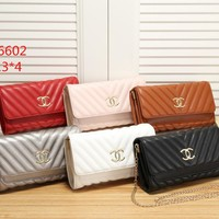 Ready Stock Fashion Double C Bag 6 Color 6602