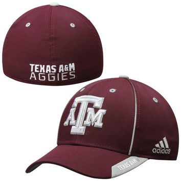 Texas A&m Aggies Finished Goods Coaches Flex Fit Hat Flex