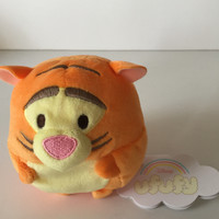 Disney Store Japan Tigger Ufufy Scented Small Plush New with Tags