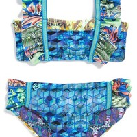 Toddler Girl's Maaji Two-Piece Swimsuit