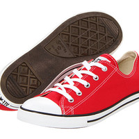 Converse Chuck Taylor® All Star® Dainty Ox Varsity Red - Zappos.com Free Shipping BOTH Ways