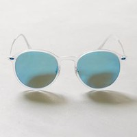 Ray-Ban LightRay Round Sunglasses