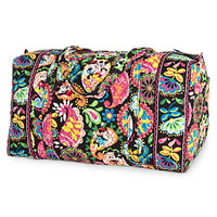 Disney Midnight with Mickey Large Duffel Bag by Vera Bradley | Disney Store