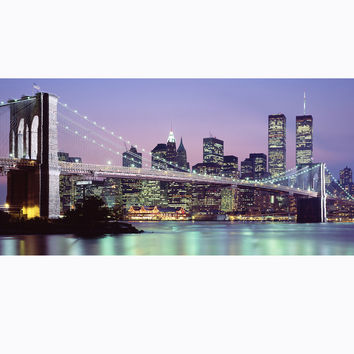 Biggies Wall Murals - New York Skyline