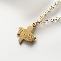 State necklace state charm necklace Texas necklace California necklace New York necklace New Jersey Ohio Georgia....