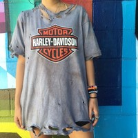 ONE OF ONE HARLEY GREY T