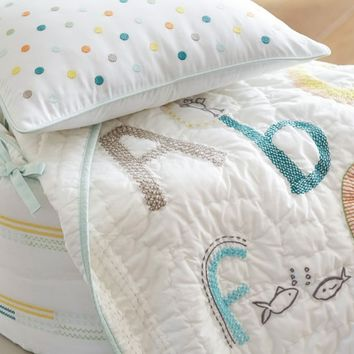 Rowan Nursery Bedding | Pottery Barn Kids