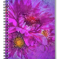 Pinky Spiral Notebook for Sale by Susan Eileen Evans