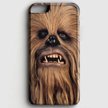 Face Chewbacca Star Wars iPhone 6 Plus/6S Plus Case