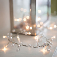Pearl Bead Fairy Lights