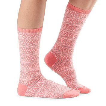 Tavi Noir - Italian Casual Catarina Socks | Corallo Twisted