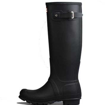 ONETOW Hunter Original Tall Rain Boot Black