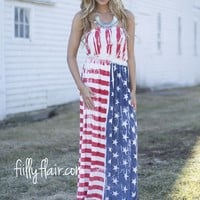 American Dream Maxi Dress
