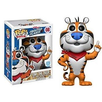 Funko POP! Ad Icons Frosted Flakes Tony The Tiger #08 LE 3000 (Funko Shop Exclusive)