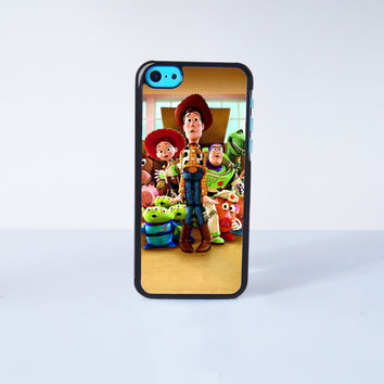 Toy Story Plastic Case Cover for Apple iPhone 5C 6 Plus 6 5S 5 4 4s