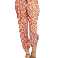Floral Soft Pant | Wet Seal