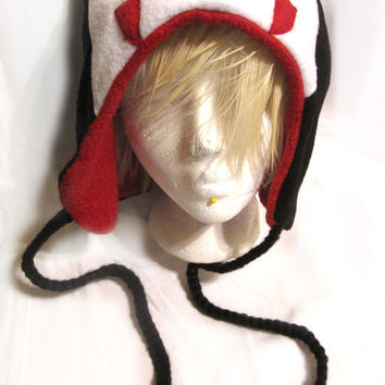 No Face / Kaonashi Spirited Away Fleece Hat