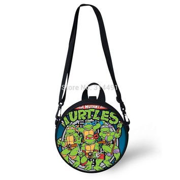 Hot Sale Turtle Kids 3d Print School Bags Children Men Backpack for Teenager Boys Stylish Teenage Mutant Ninja Turtle Bags Gifts