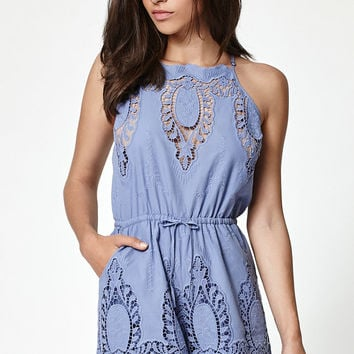 Kendall and Kylie Appliqué Romper at PacSun.com